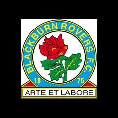 blackburn rovers FC logo